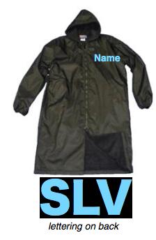 SLV Swim Parka - Swim Las Vegas Open Water, Triathlon, Adult Swim ...